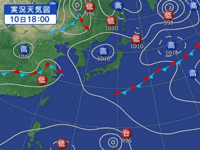 weathermap0010日18時