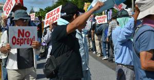 wBD5FwX2沖縄の基地問題「人ごとではない」