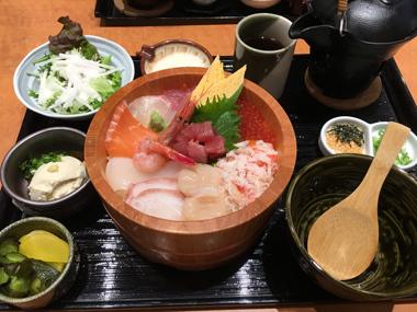 おひつや ローストビーフ丼 豊橋 御津 花屋 花夢