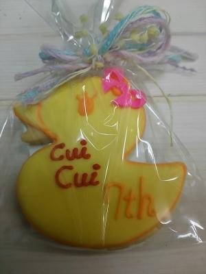7周年記念クッキー1
