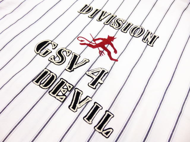 GANGSTERVILLE DIVISION-S/S SHIRTS