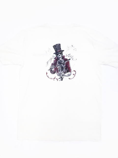 GANGSTERVILLE JIVE-S/S HENRY T-SHIRTS