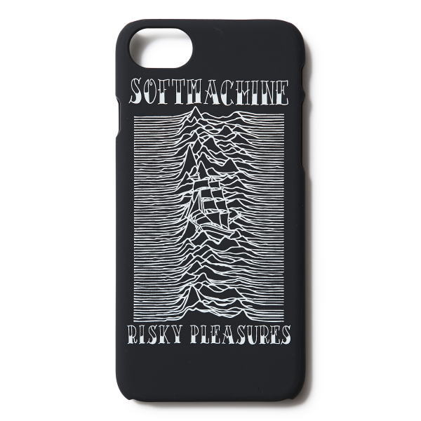 SOFTMACHINE PULSE OCEAN iPhone CASE