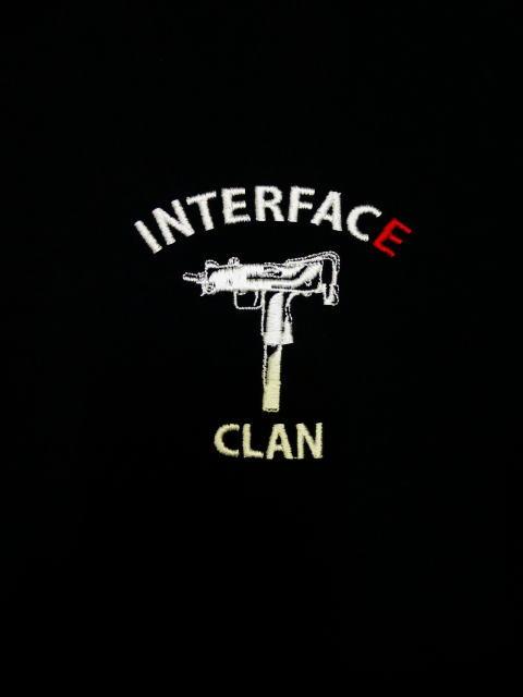 INTERFACE CLAN SIDE RIB TEE