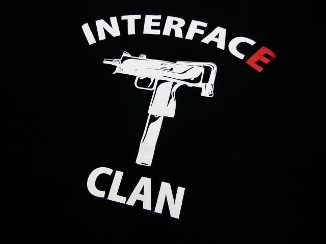 INTERFACE CLAN TEE