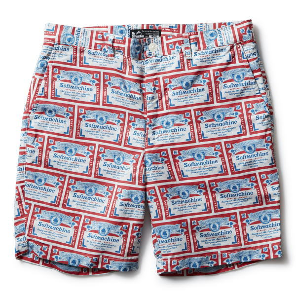 SOFTMACHINE HANG OVER SHORTS