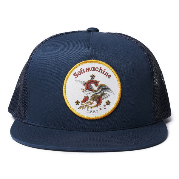 SOFTMACHINE WHITE HEAD CAP