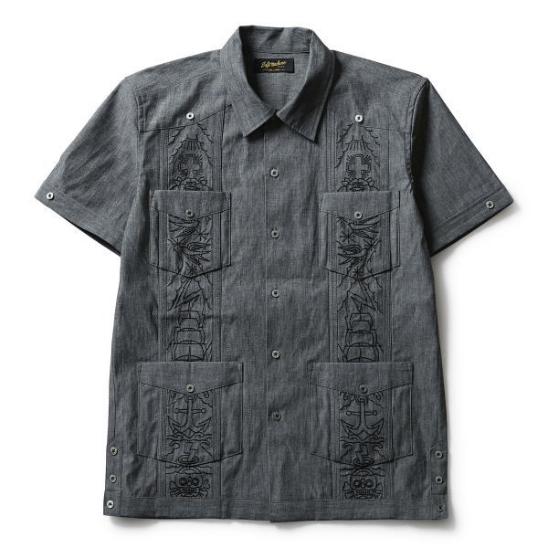 SOFTMACHINE HEAVEN HELL SHIRTS S/S