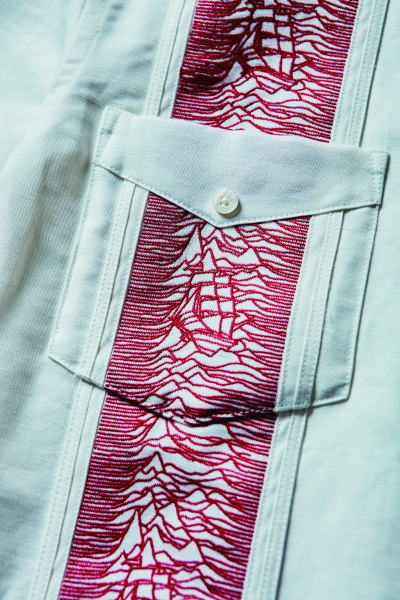 SOFTMACHINE PULSE OCEAN SHIRTS S/S