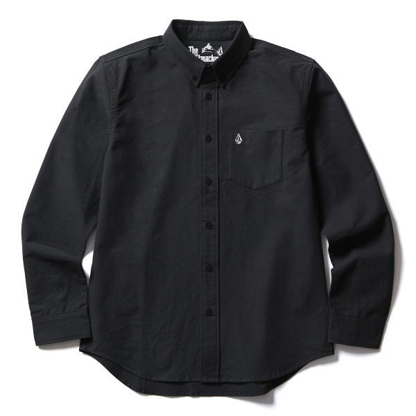 SOFTMACHINE×VOLCOM CYCLONE SHIRTS