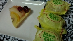 2017-06-10 フルーツタルト レモンケーキ