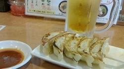 2017-07-08 久味ラーメン 餃子