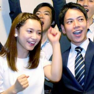 平愛梨、弟・平慶翔氏の当選に御礼ツイート「我が家一同!!皆様に感謝致します」