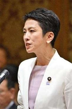 民進・蓮舫代表、離党届の長島昭久元防衛副大臣に「最低」