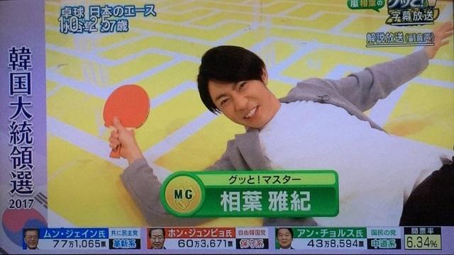NHKの異常性 L字速報で韓国大統領選の開票結果を逐一表示 日本放送協会の他国の選挙速報に違和感を感じる人が続出