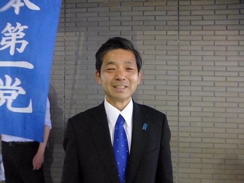 日本第一党グランドフィナーレ演説会にて民進党の妨害を受けました。