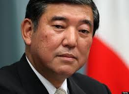 災害対応時、稲田氏が一時不在=石破氏「あり得ない」―九州北部豪雨