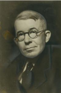 カール・クロウ(Carl Crow、1884年 - 1945年)