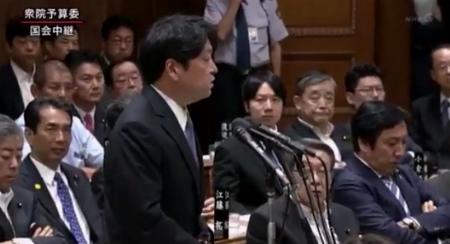自民党の小野寺五典元防衛相