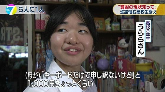 うらら「母親からは千円ほどのキーボードだけを買ってもらい、一生懸命練習したことは忘れることができない出来事でした。」