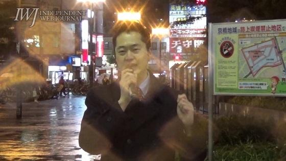 【大阪】安倍政権の退陣を求める緊急行動@京橋 170331