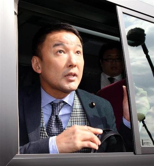 自由党・山本太郎氏「NHKが忖度報道を続けるなら、受信料支払いをボイコットする」