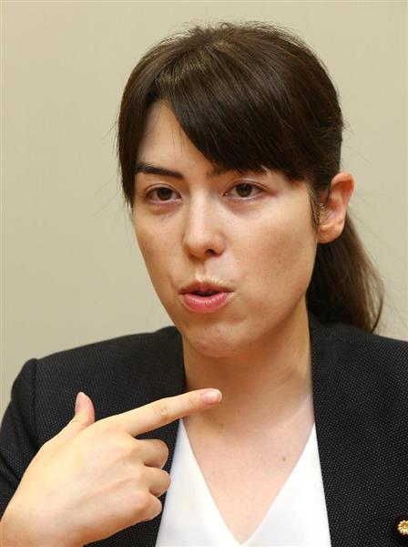二重国籍解消の自民・小野田紀美氏が蓮舫氏を猛批判 「ルーツや差別の話なんか誰もしていない」「合法か違法かの話です」