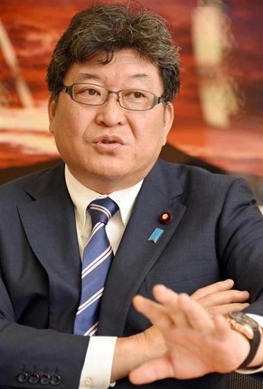 萩生田光一・官房副長官が「加計文書」の事実を語る 「『正確性欠くメモ』と文科省から謝罪あった」「NHK番組は疑惑が深まる構成」