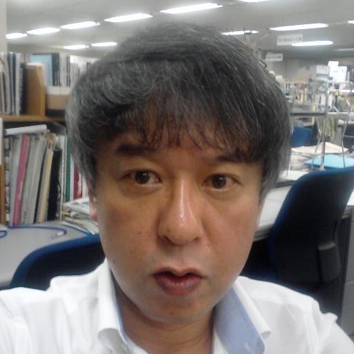 朝日新聞記者の 小森敦司
