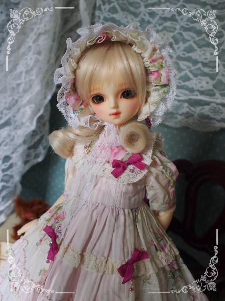 flower garden ピンクストライプ 5