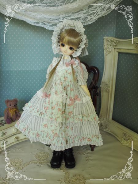 flower garden (ミント) 1