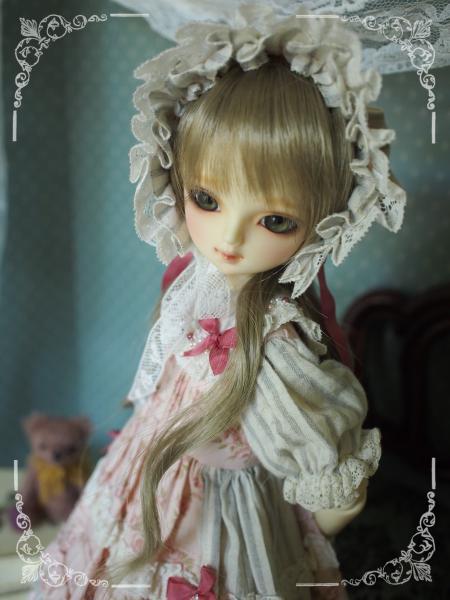 flower garden (サーモンピンク) 4
