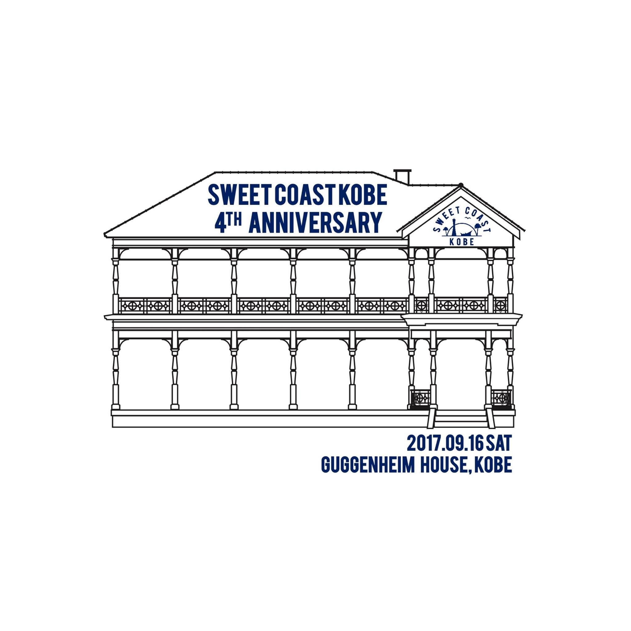Sweet Coast Kobe 4th Anniversary