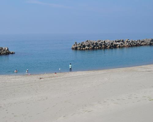川之浜海岸