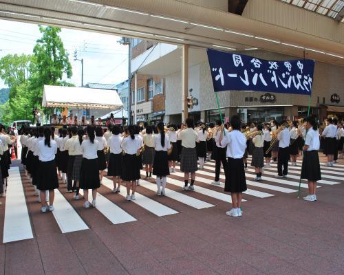 ブラスバンド(中学生)
