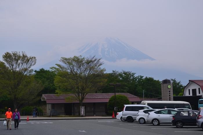 朝霧高原からの富士山21