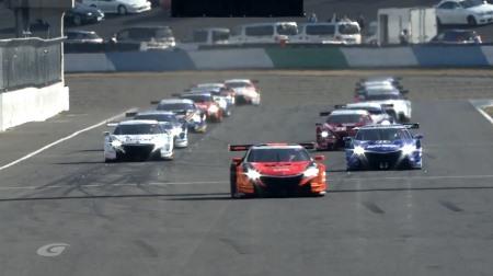2018スーパーGTラウンド8「ツインリンクもてぎ」決勝