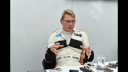 ハッキネン、レース復帰を検討