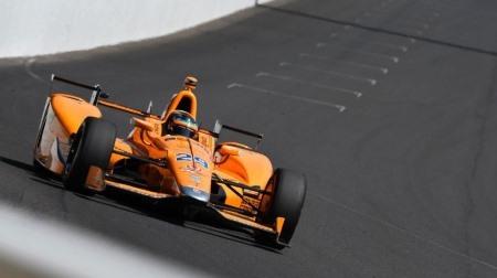 マクラーレン、2019インディカーシリーズにフル参戦せず