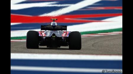ホンダF1、進化を見せる@F1アメリカGP