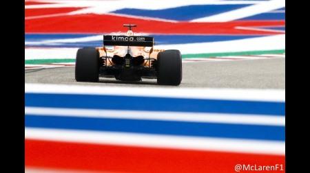マクラーレン、またしても2台そろってQ1落ち@F1アメリカGP