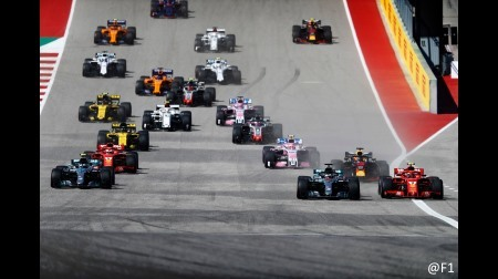 マグヌッセンとオコンが燃料関連の違反で失格@F1アメリカGP