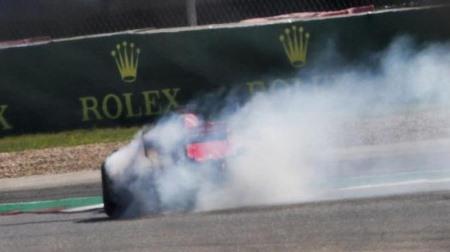 挽回レースはウンザリとベッテル@F1アメリカGP