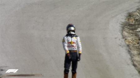7度目のリタイアでイライラ募るリカルド@F1アメリカGP