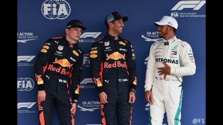 フェルスタッペン、オフスロットル時のリアロックに苦しむ@F1メキシコGP予選