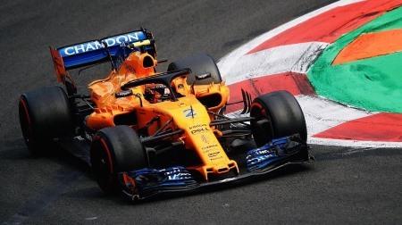 バンドーンが印象的なレース@F1メキシコGP