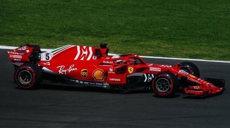 フェラーリのやらかしも目立った2018F1