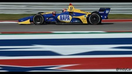 F1とインディカーに15秒差