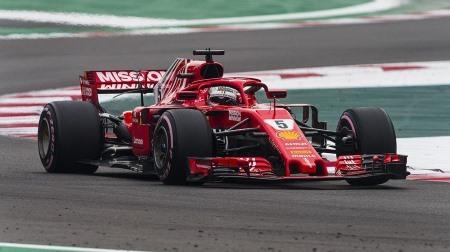 ベッテル「フェラーリが圧倒できるレースはなかった」