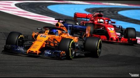 アロンソを放出したフェラーリがタイトルを失った理由